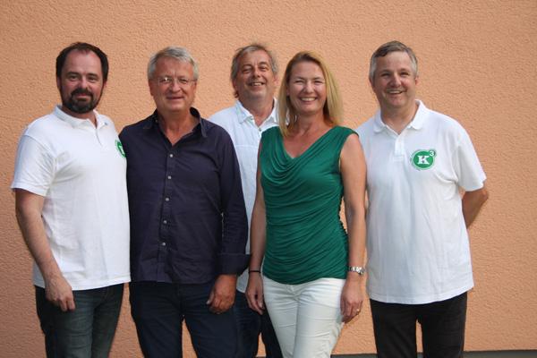 Robert Preis - Veit Heinichen - Andreas Braunendal - Claudia Rossbacher - Gottfried Reyer